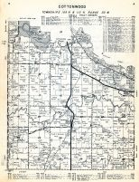 Cottonwood Township, Brown County 1953